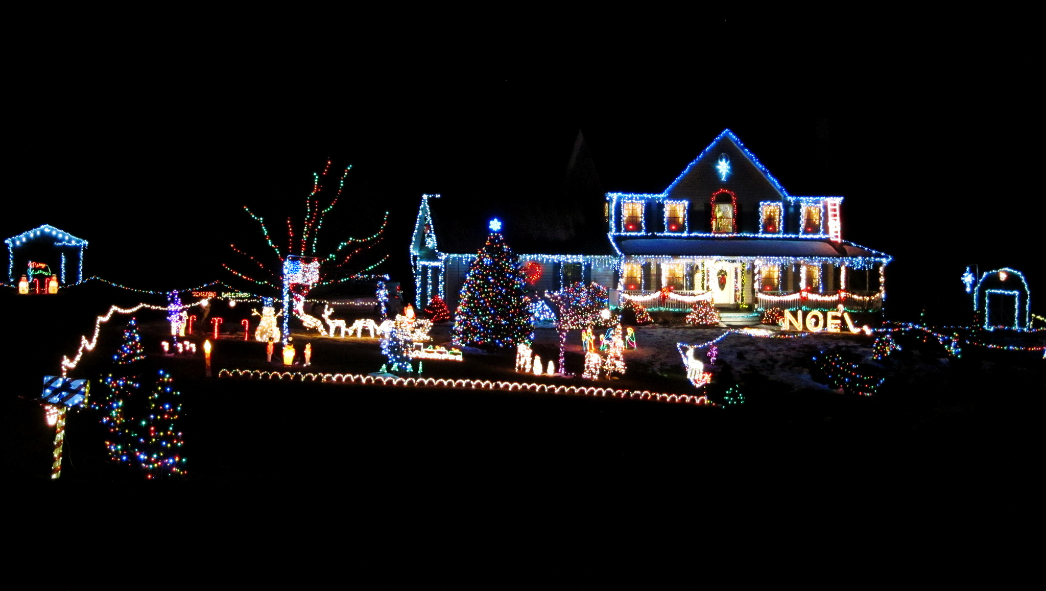 luces de Navidad 16