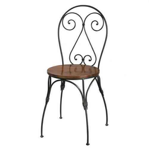 sillas de hierro forjado