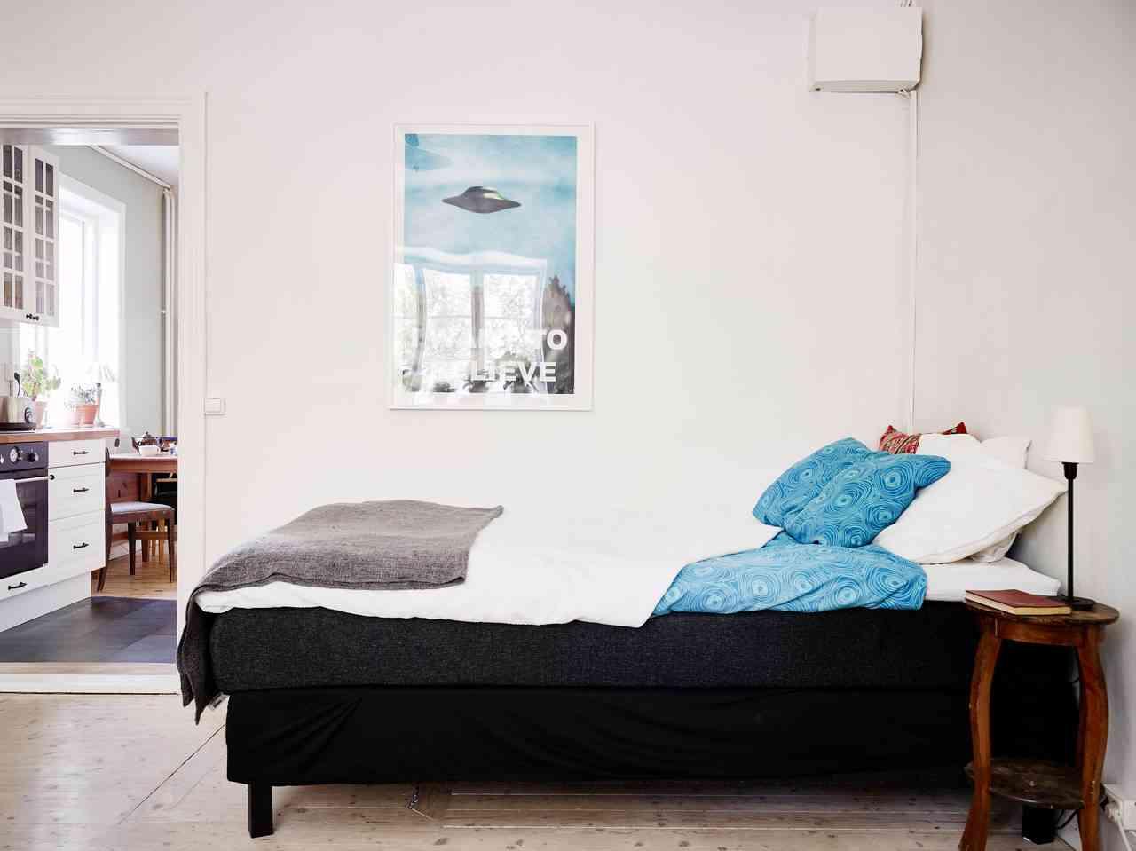 apartamento 32 metros - habitacion