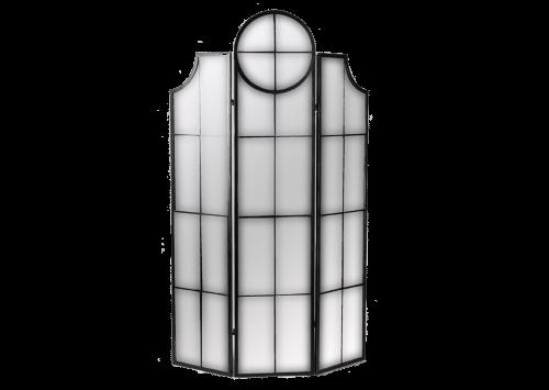 biombo espejos para decorar