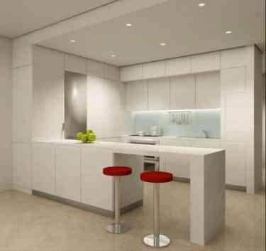 colores para cocinas minimalistas