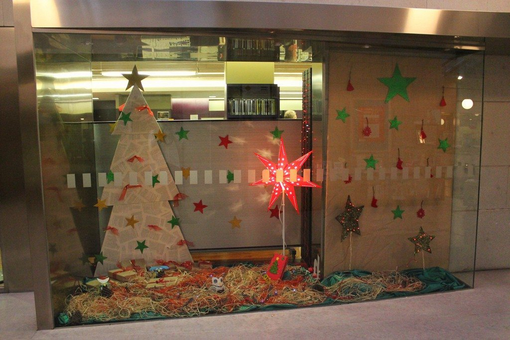 Decoración navideñs tradicional