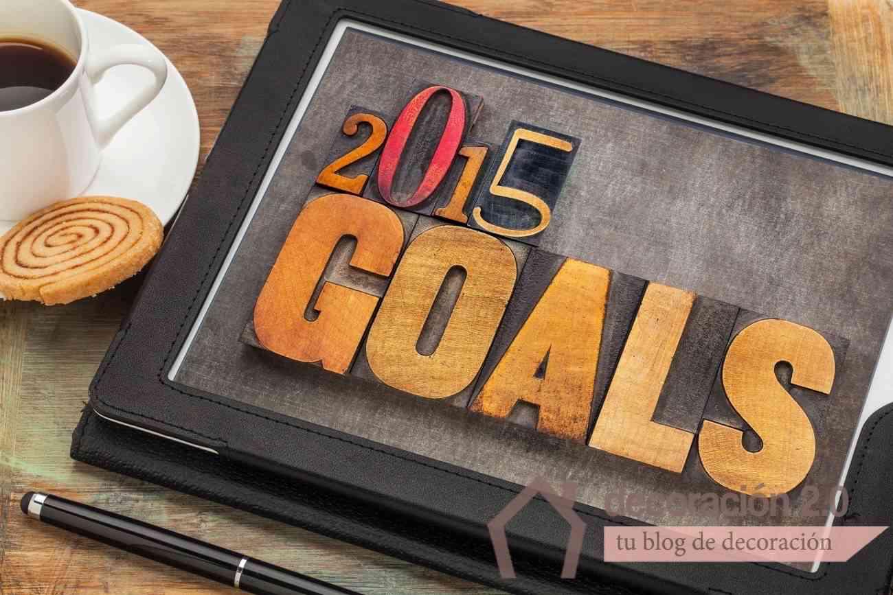 decoracion - propósitos para el año nuevo 2015