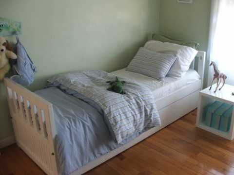 dormitorio infantil con feng shui