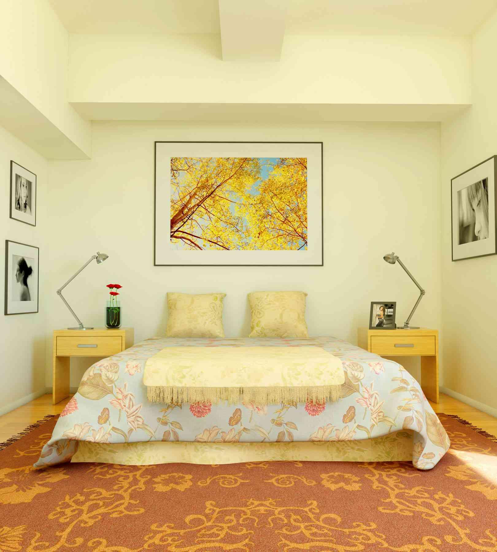 Ideas baratas para renovar el dormitorio for Como arreglar mi dormitorio