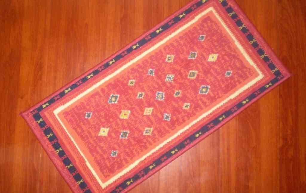 Escoger una alfombra