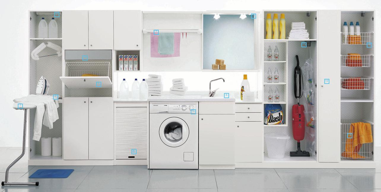 lavanderia en casa