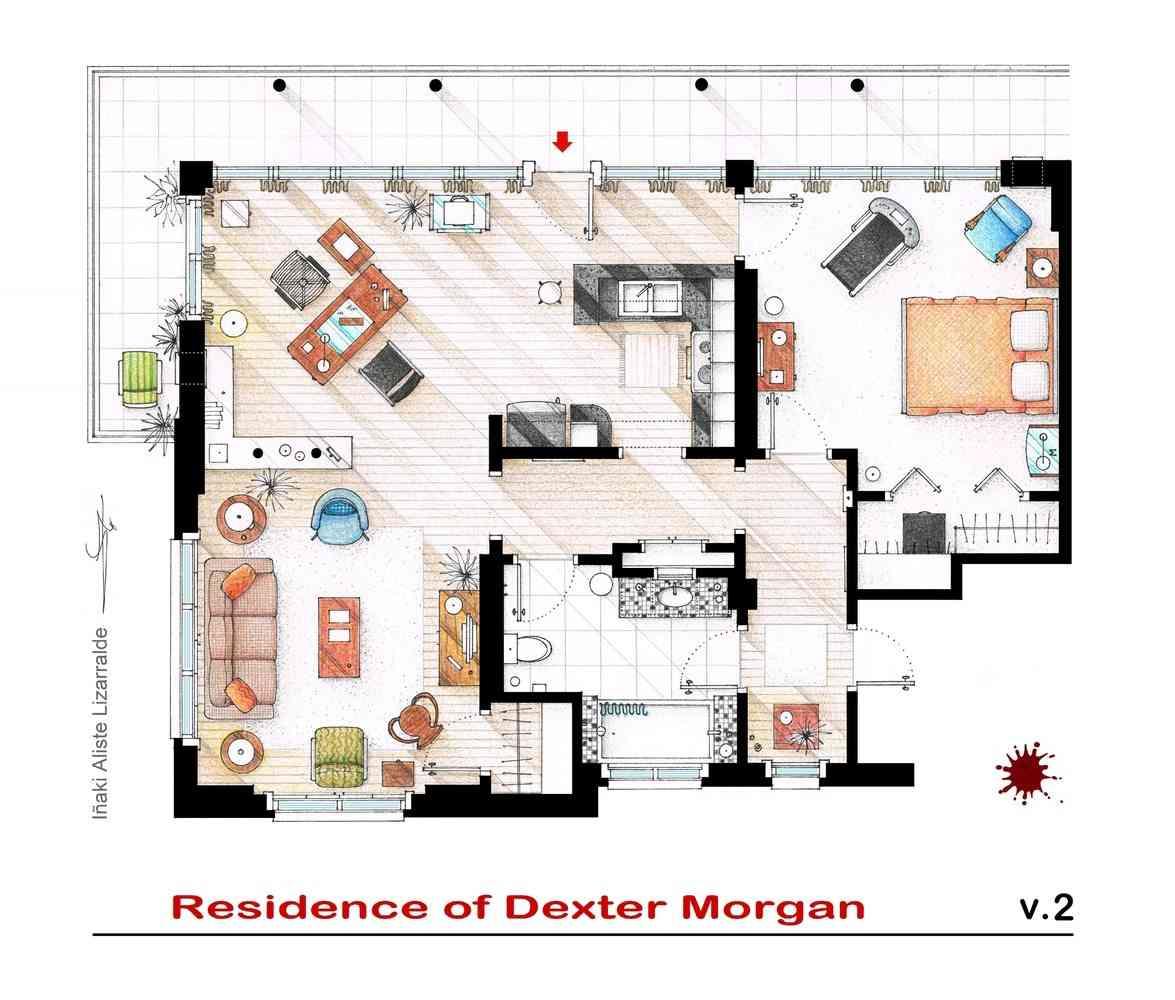 El apartamento de Dexter