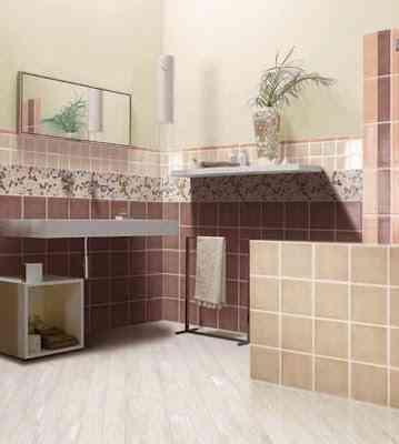 5 baños alicatados
