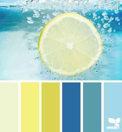 colores refrescantes para cocinas