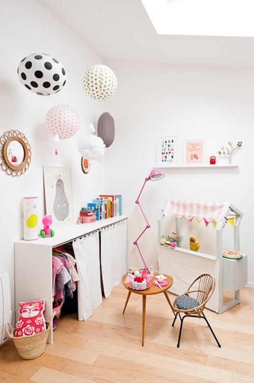 decorar dormitorios originales - dormitorio infantil