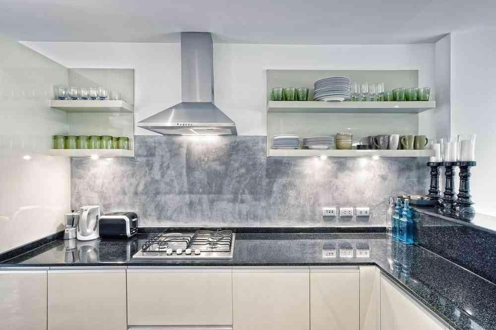el ahorro de la domótica para cocinas