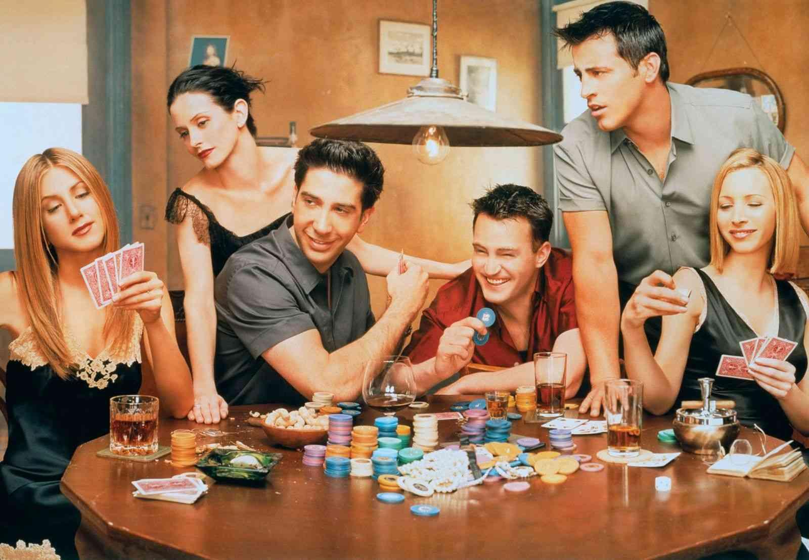 serie de televisión Friends