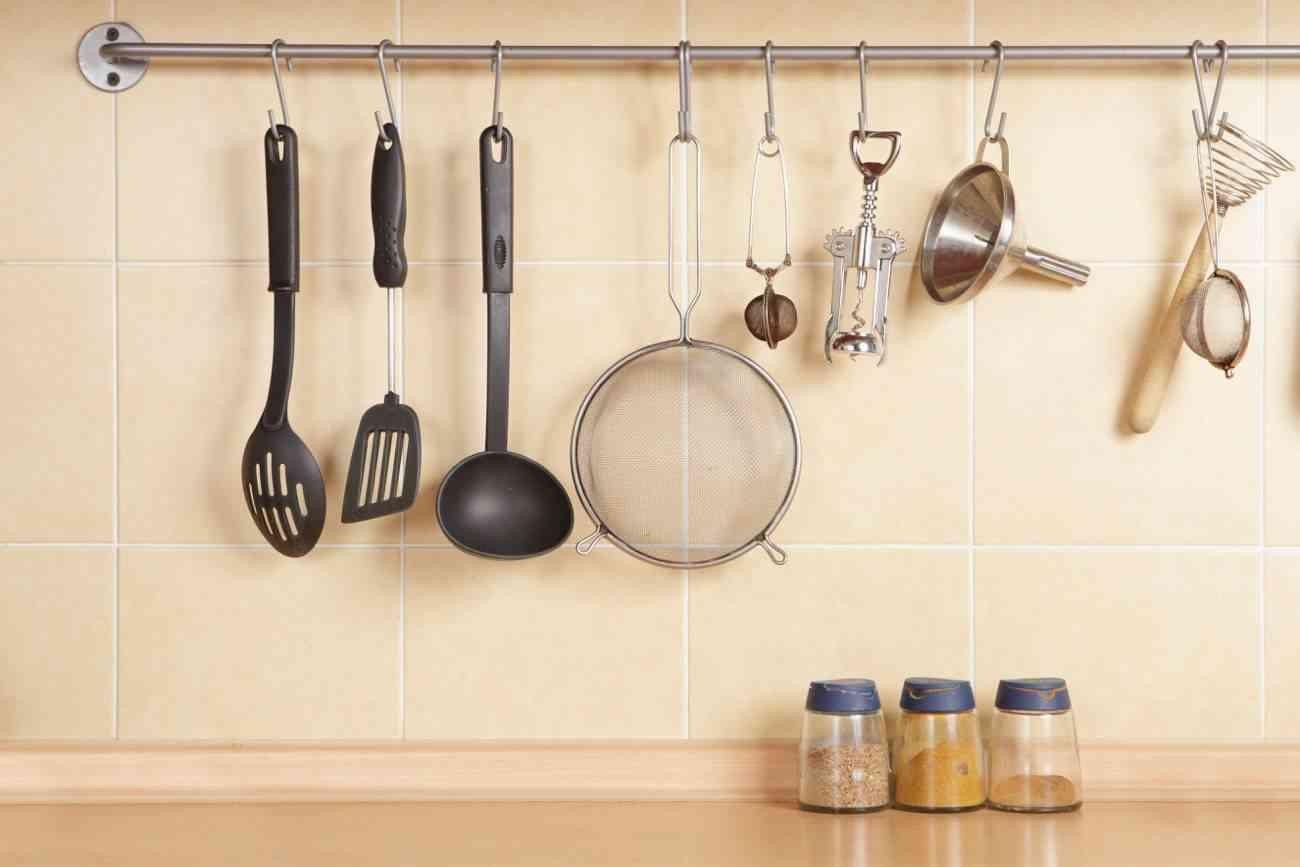 herramientas para la cocina