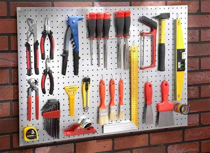 herramientas básicas en el hogar