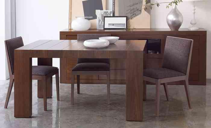 mesa de comedor aiko