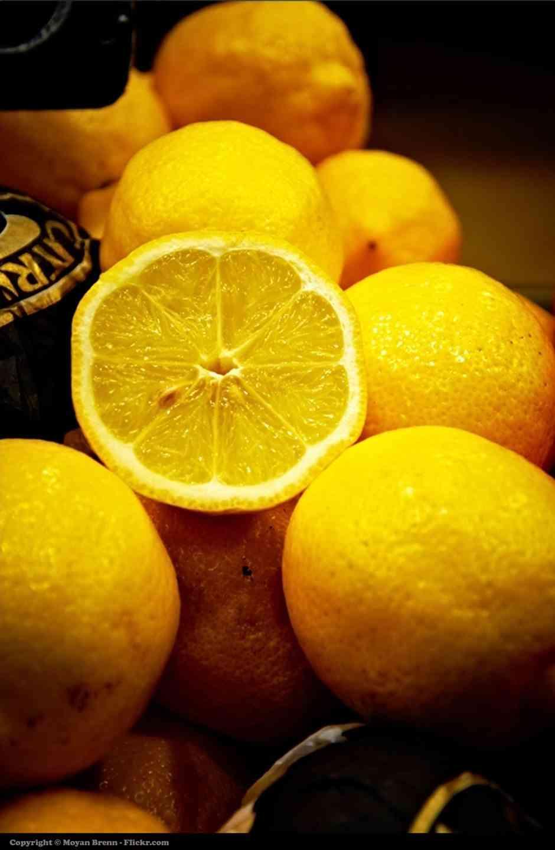 limon como remedio casero