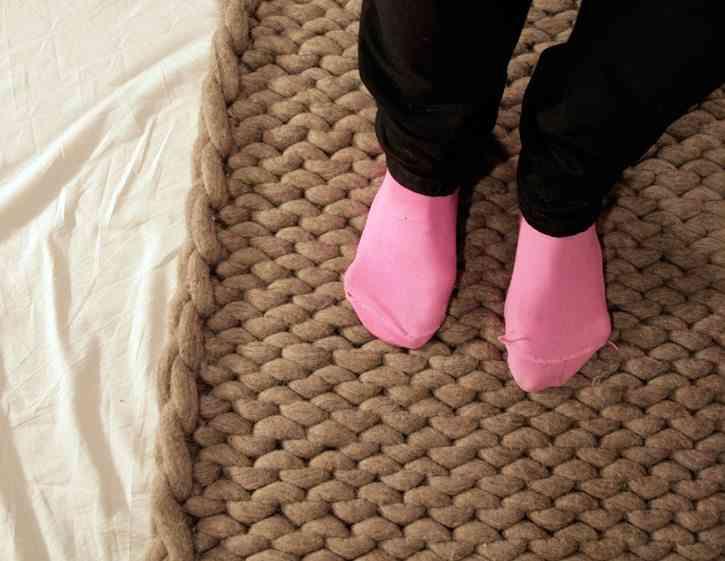 limpiar la alfombra