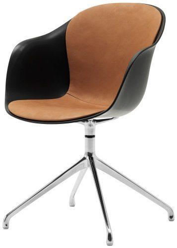 silla de comedor giratoria bo concept