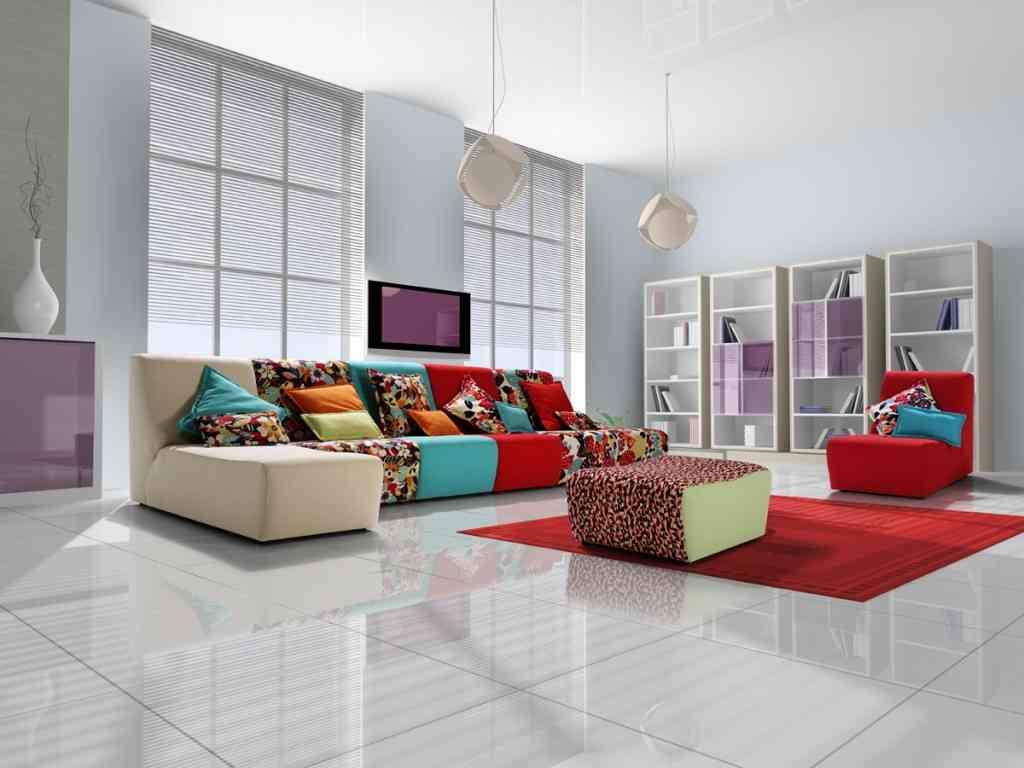 Ideas originales para agregar color a las estancias - Sillones originales ...