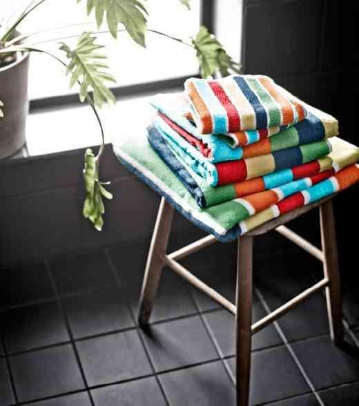 toallas del ikea