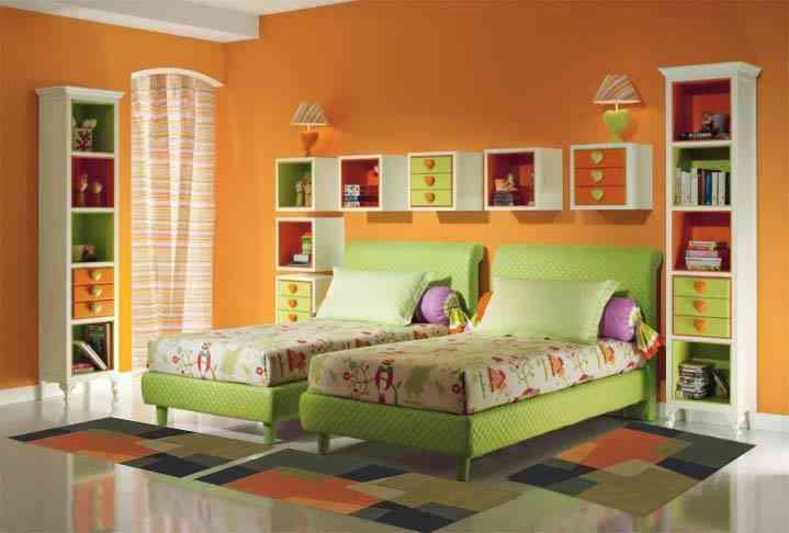 10 colores para dar luminosidad a tu piso peque o for Colores para pintar un apartamento moderno