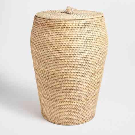 concha de fibras naturales - Zara Home