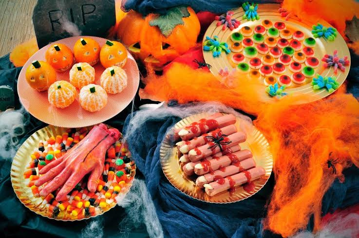 decoración de carnaval