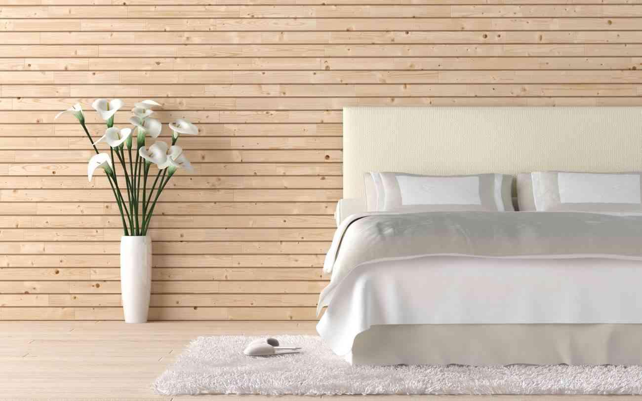 dormitorio bien decorado y acogedor - alfombra