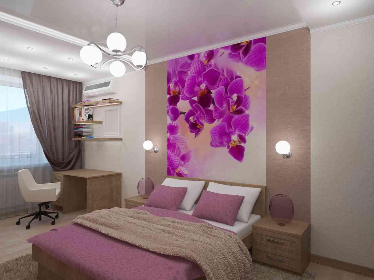 dormitorio bien decorado y acogedor - textiles