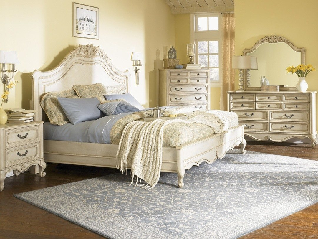 C mo decorar tu habitaci n al estilo vintage - Pintar muebles estilo vintage ...