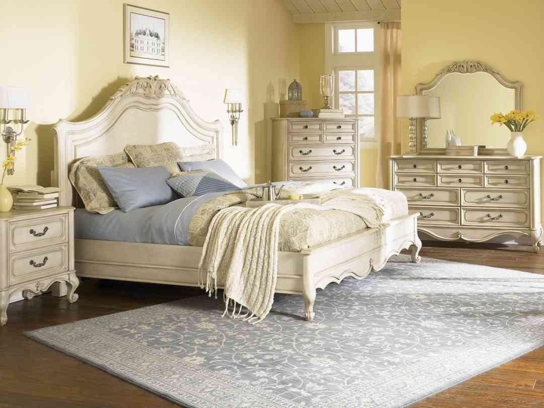 C mo decorar tu habitaci n al estilo vintage - Dormitorio estilo vintage ...