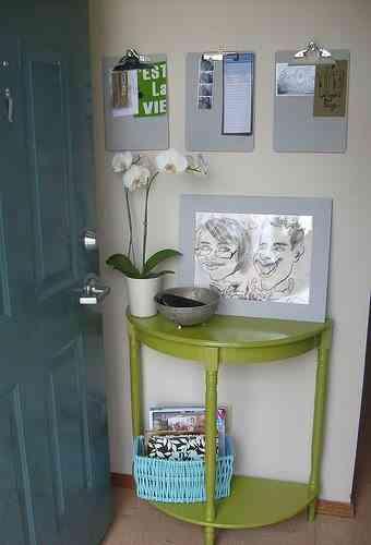 C mo decorar con feng shui la entrada del hogar - Decorar una entrada estrecha ...