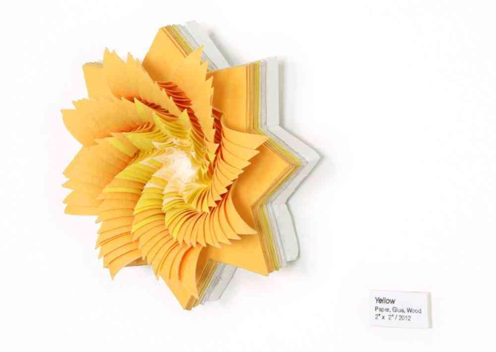 Jean Stark - estella de papel origami