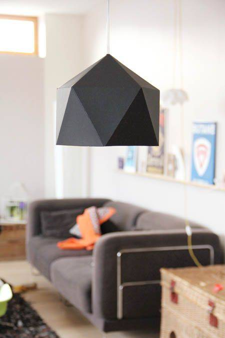 lamparas de papel - 10