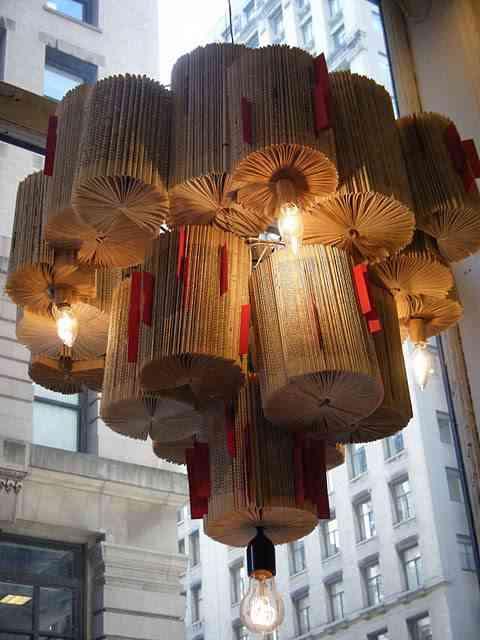 lamparas de papel - 15