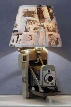 lamparas de cámara de fotos