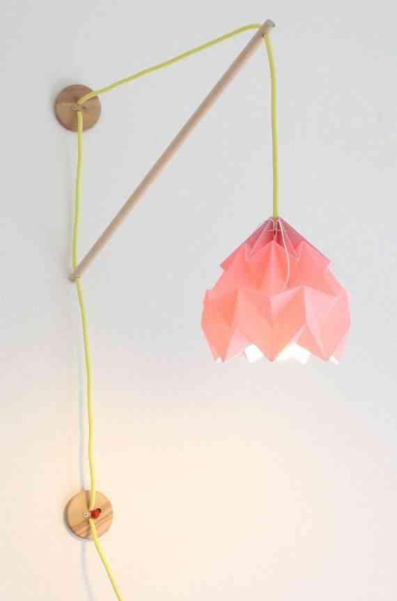 lamparas de papel - 22