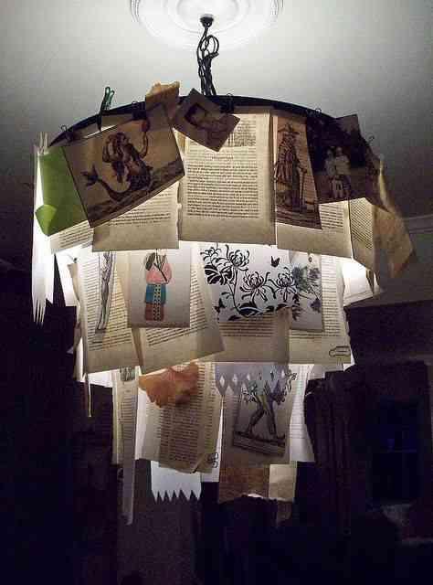 lamparas de papel - 4