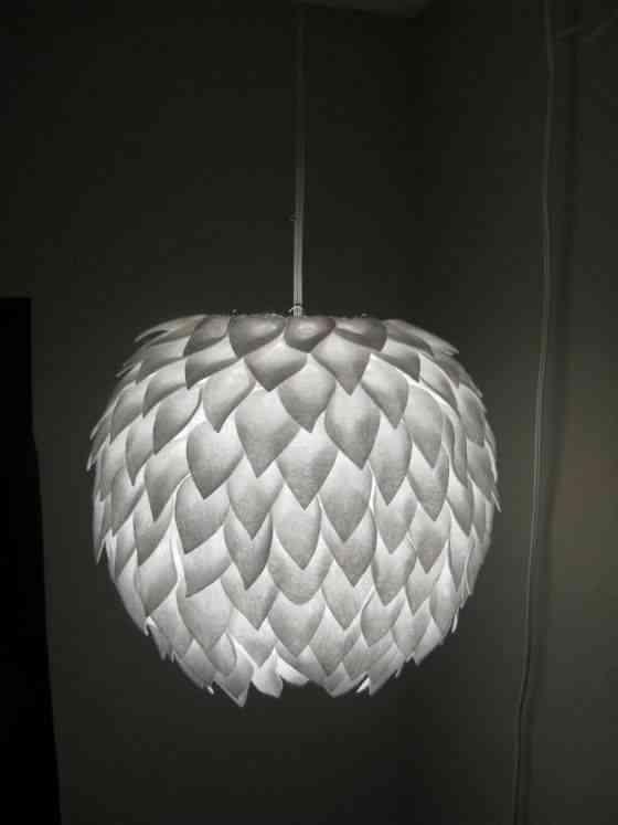 lamparas de papel - 7