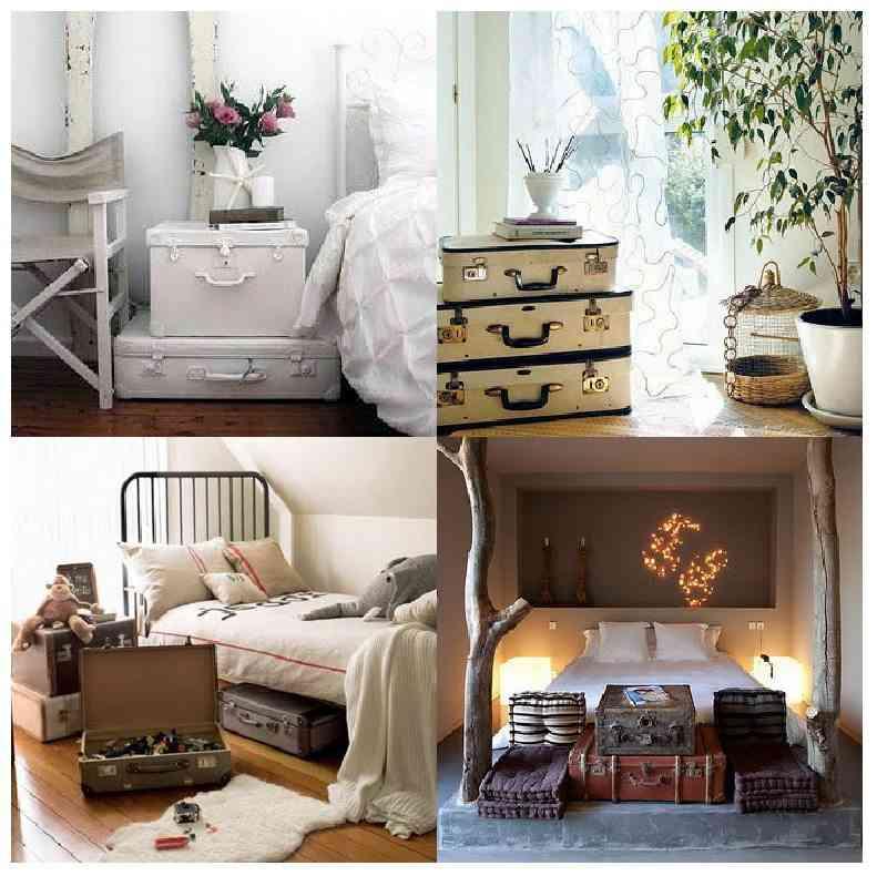 C mo decorar tu habitaci n al estilo vintage for Vintage muebles y objetos