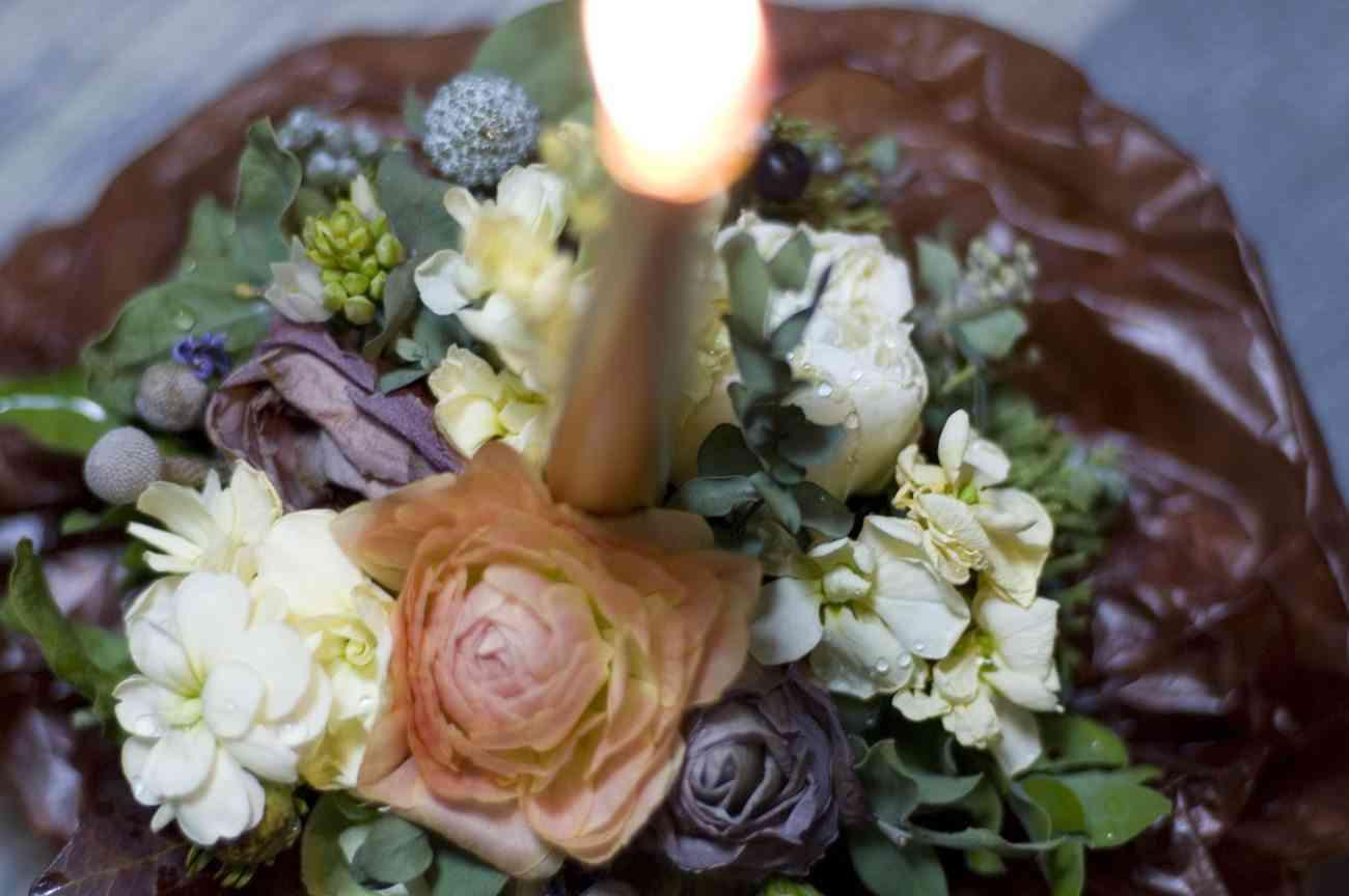 Tutorial DIY: cómo hacer velas románticas para San Valentín