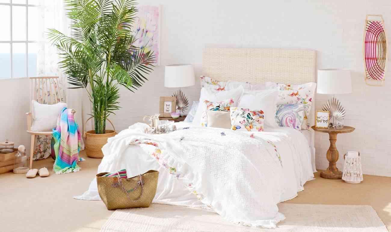 zara home primavera verano 2015 - dormitorio