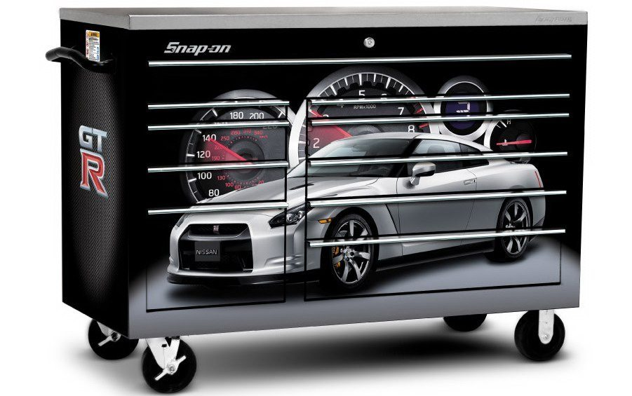 Caja de Herramientas Nissan