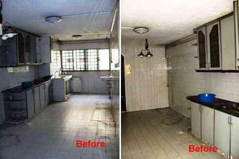 Remodelaci n de una casa vieja el antes y el despu s for Como remodelar una casa