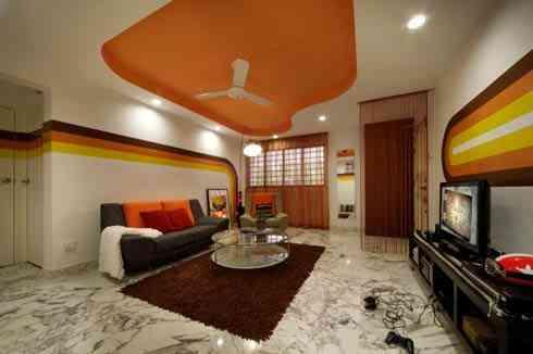 Remodelaci n de una casa vieja el antes y el despu s for Remodelacion de casas interiores