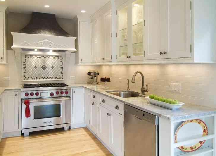 8 ideas para una cocina pequeña ¡pero muy apañada!