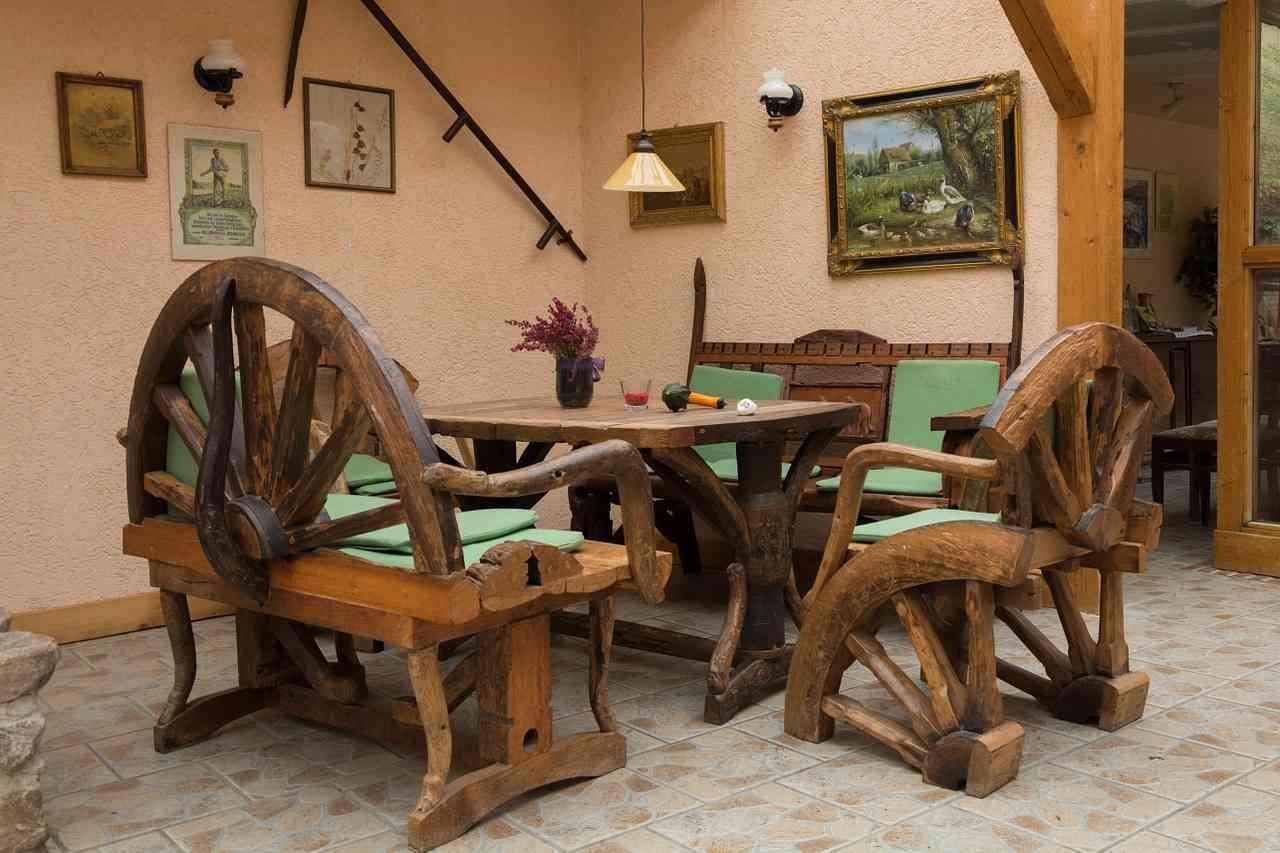 Lugares donde encontrar muebles antiguos para restaurar Articulos de decoracion