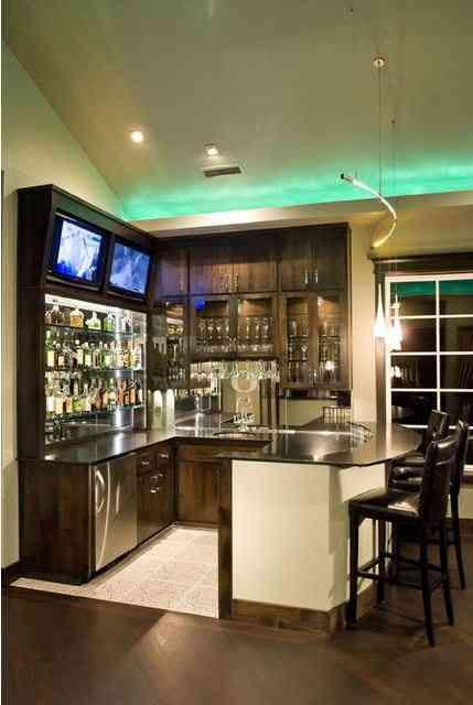 Completo bar en nuestro hogar