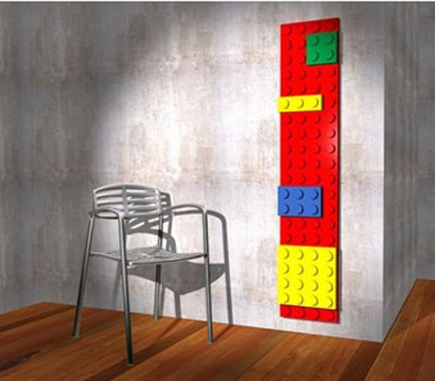 radiador Lego